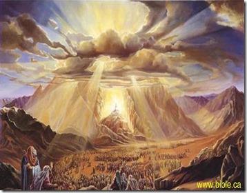 El pueblo de Israel recibio el castigo por desobedecer la Ley de Dios