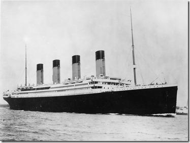 El Titanic, una desgracia que fue ocasionada por una falsa confianza